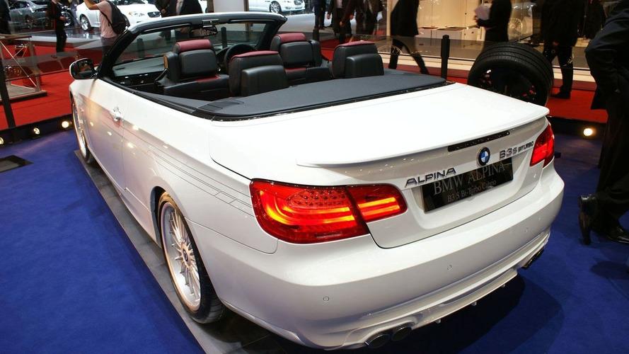 BMW Alpina B3 S Biturbo Revealed in Geneva with 400 PS