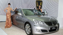 Hyundai EQUUS Limousine - long wheel base version