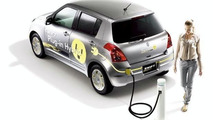 Suzuki Swift Plug-in Hybrid Concept Announced for Tokyo Debut