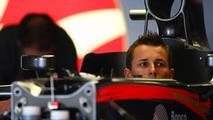 Klien does not have F1 super license