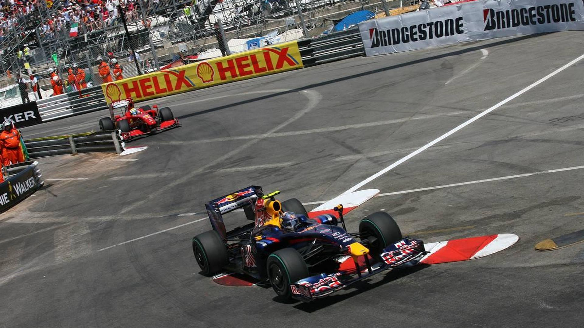 FIA installs higher kerbs for 2010 Monaco