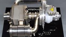 Micro-turbine EV range extender technology revealed