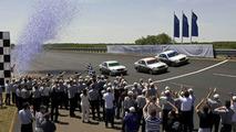 World Record for Mercedes E 320 CDI