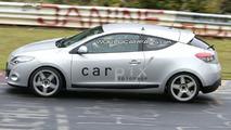Renault Megane Coupe spy photos