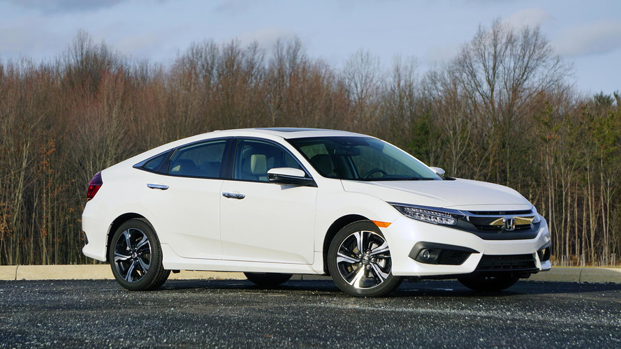 2017 Honda Civic Sedan Review: Tough to beat