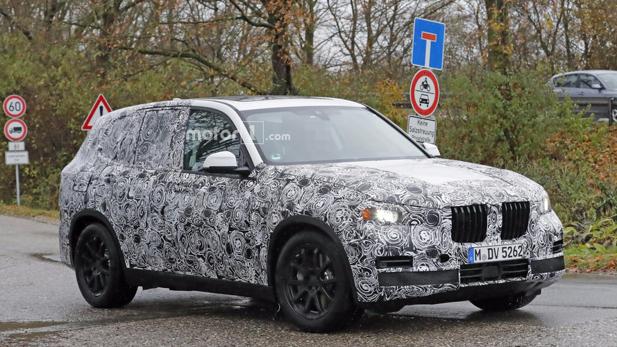 2018 BMW X5 doesn't look all-new, but it is