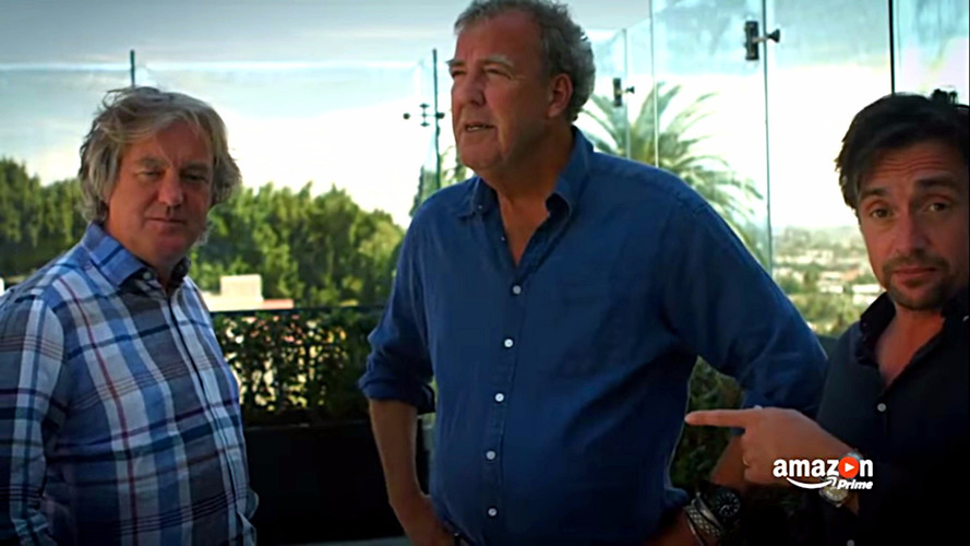 Grand Tour season 2 still looking for a new driver