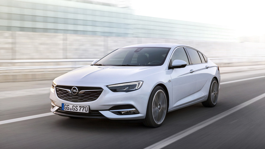 Opel Insignia Coupe rendering Photo Gallery