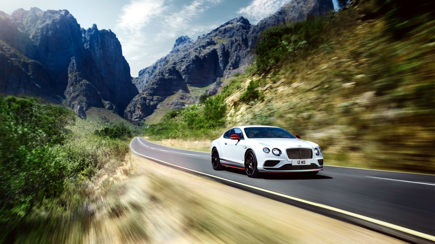 Bentley Continental Black Edition, not available in black
