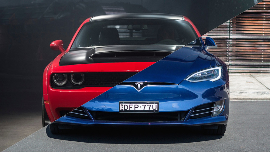 Dodge Demon Would Still Lose To Tesla In A Race