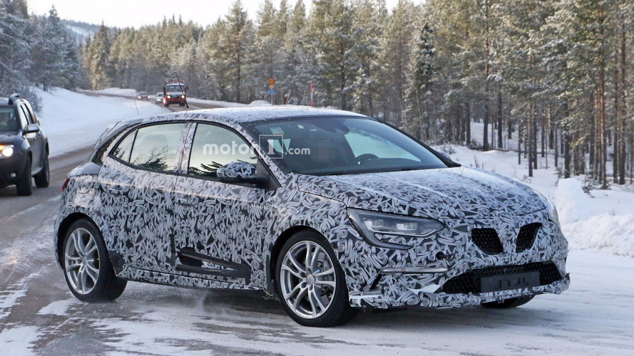 2018 Renault Megane RS To Debut On May 26?