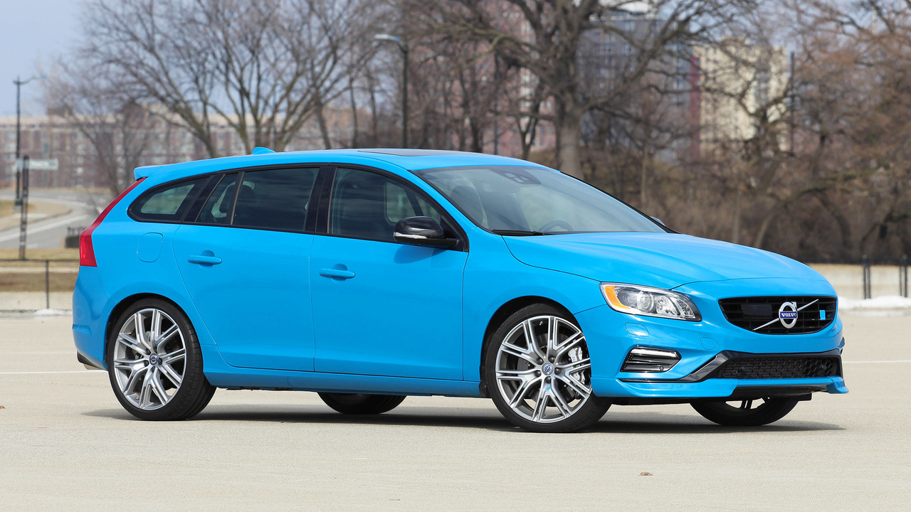 2017 volvo v60 polestar review the complete package. Black Bedroom Furniture Sets. Home Design Ideas