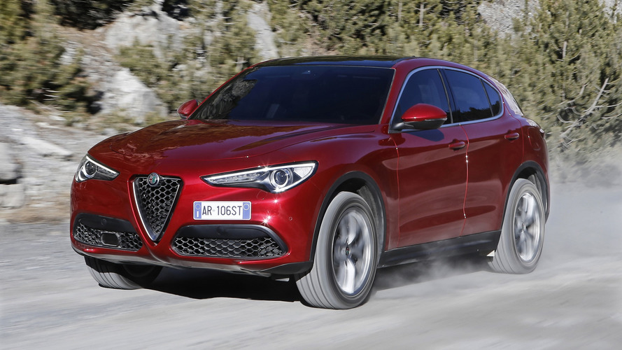 2017 Alfa Romeo Stelvio Euro model detailed in 151 images, 4 videos