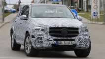 2019 Mercedes GLE new spy photos