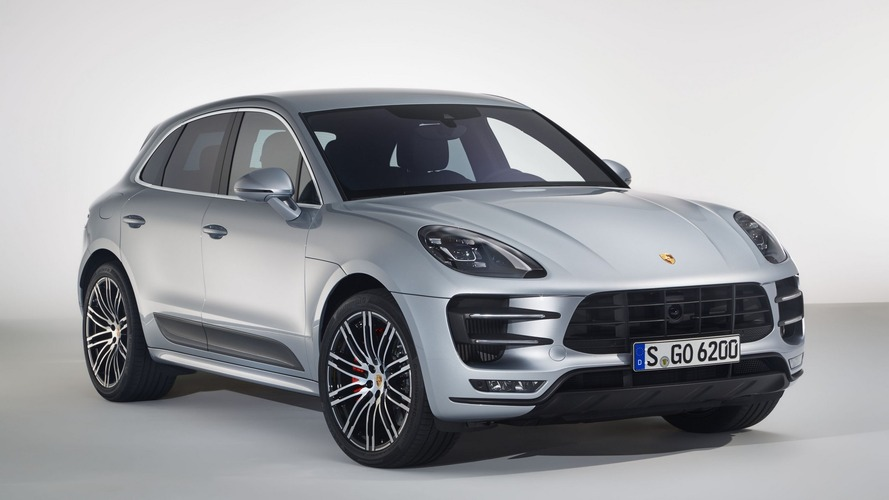 Porsche Macan Turbo'ya Performance Pack dokunuşu