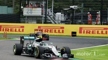 Lauda: If nothing happens to either car, Hamilton won't catch Rosberg