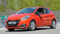 Peugeot 208 with BlueHDi engine