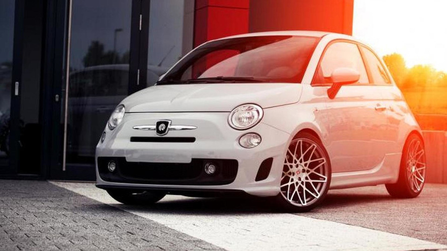 Pogea Racing tunes the Fiat 500 Abarth to 168 bhp