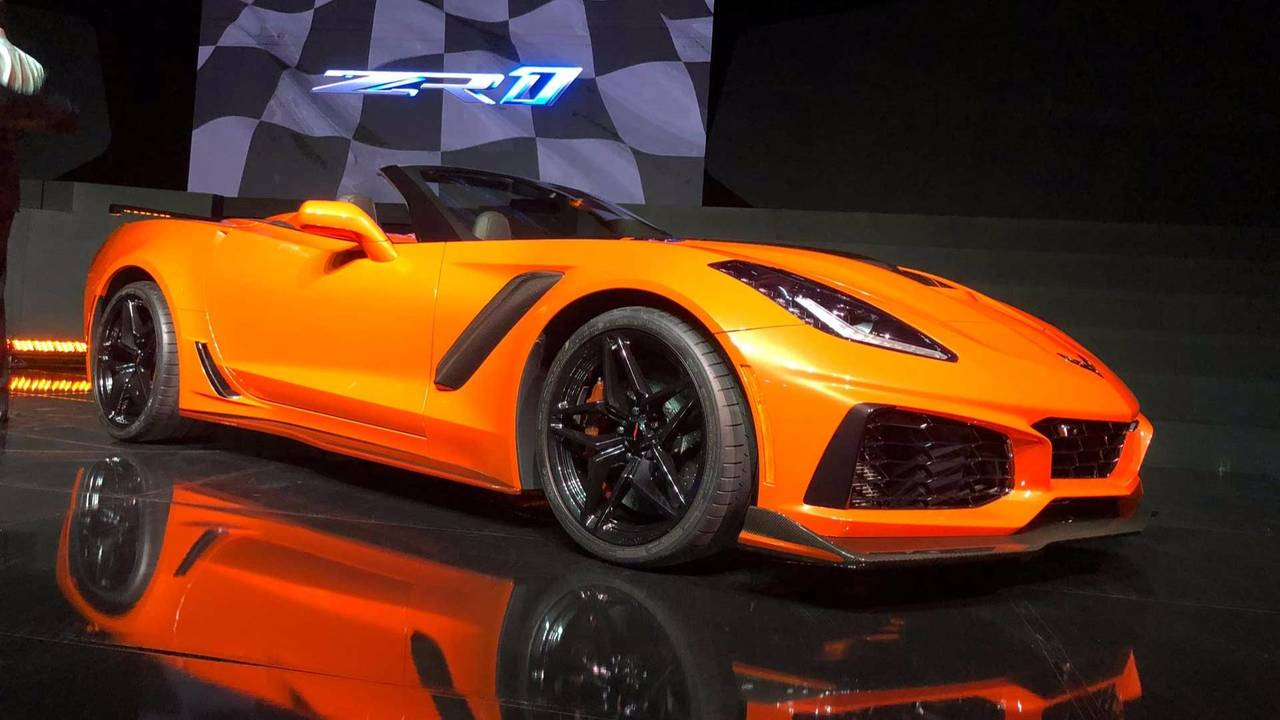 2019 chevrolet corvette zr1 convertible photos. Black Bedroom Furniture Sets. Home Design Ideas