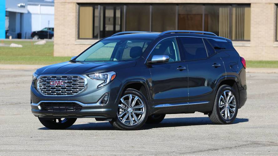 2018 GMC Terrain Denali Review: Nice, But A Big Price