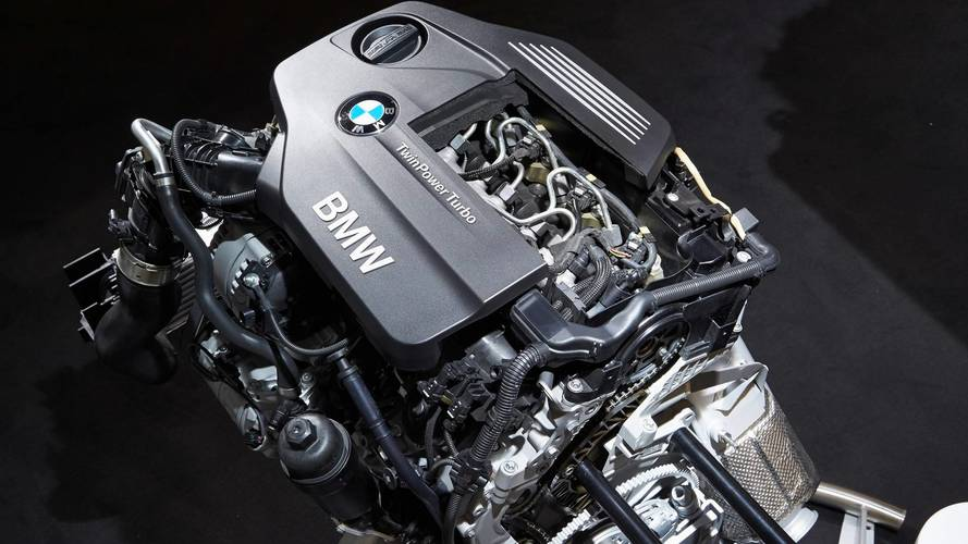 BMW Four-Cylinder Diesel Engine Getting The Biturbo Treatment