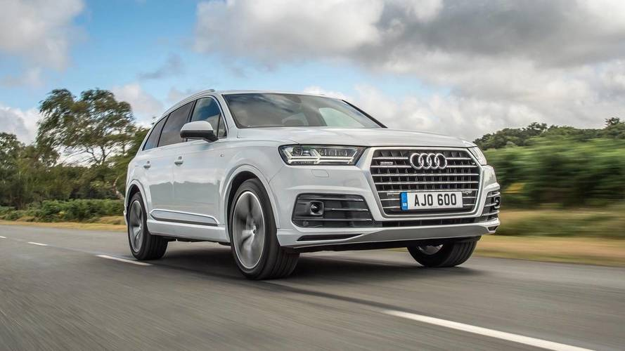 2015 Audi Q7 review: posh, practical and great to drive
