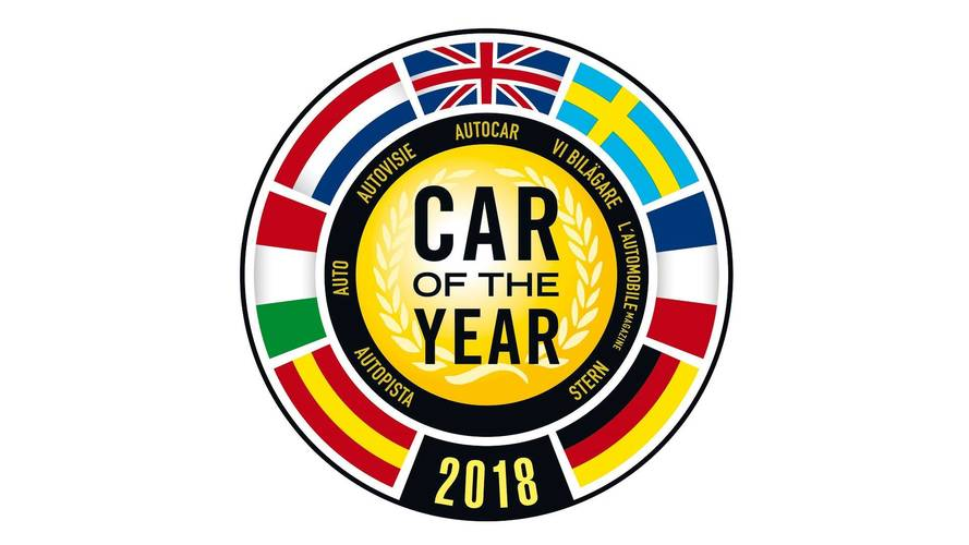 2018 European Car Of The Year Seven Finalists Revealed