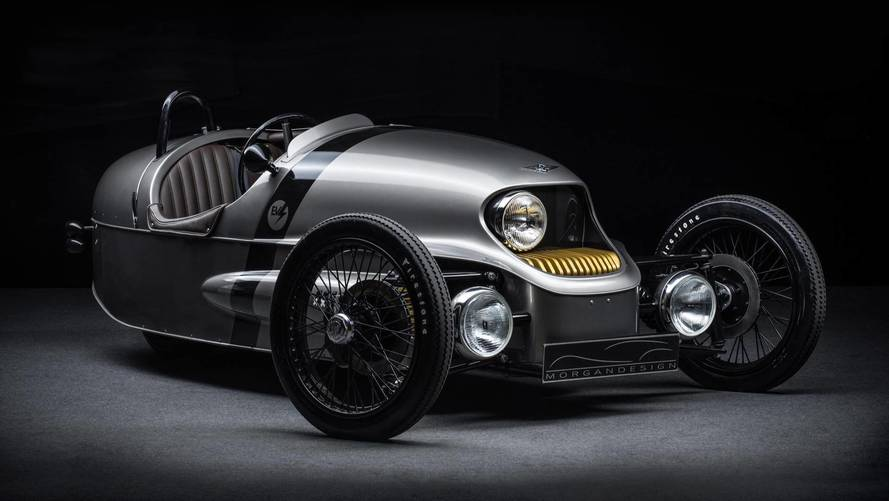 Morgan signs deal for electric 3 Wheeler powertrain
