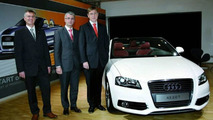 Audi A3 Cabriolet Production Starts in Hungary