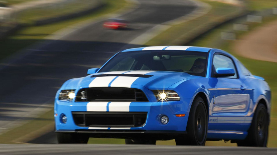 2016 Shelby GT350 to replace the Shelby GT500 - report