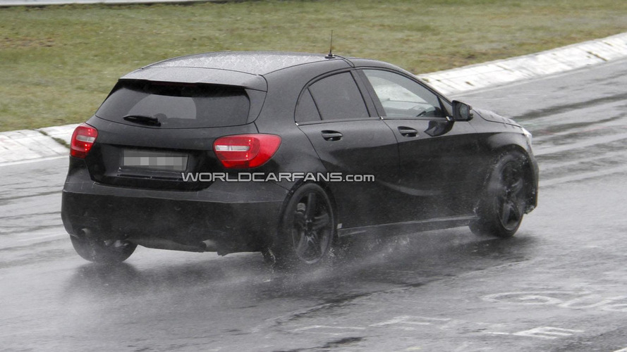Mercedes A-Class AMG to match the Audi RS3 - report