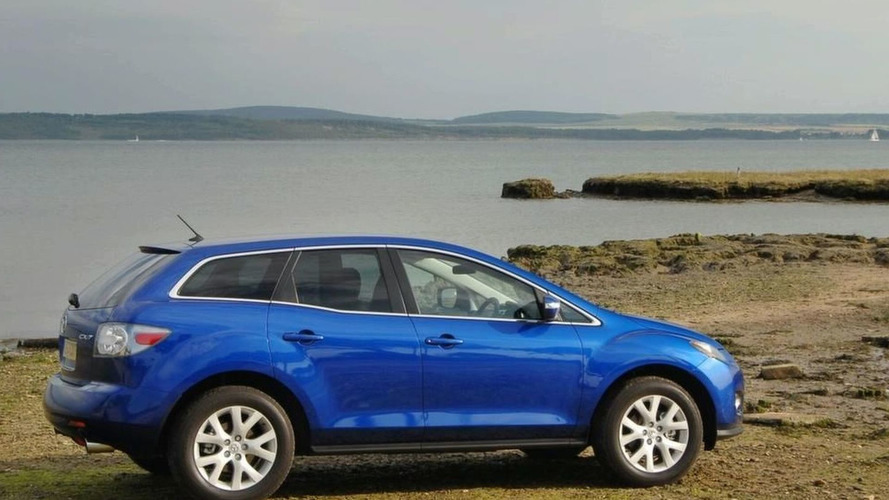 Mazda CX-7 Goes On Sale (UK)