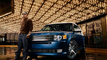 Nelly's Customized 2009 Ford Flex