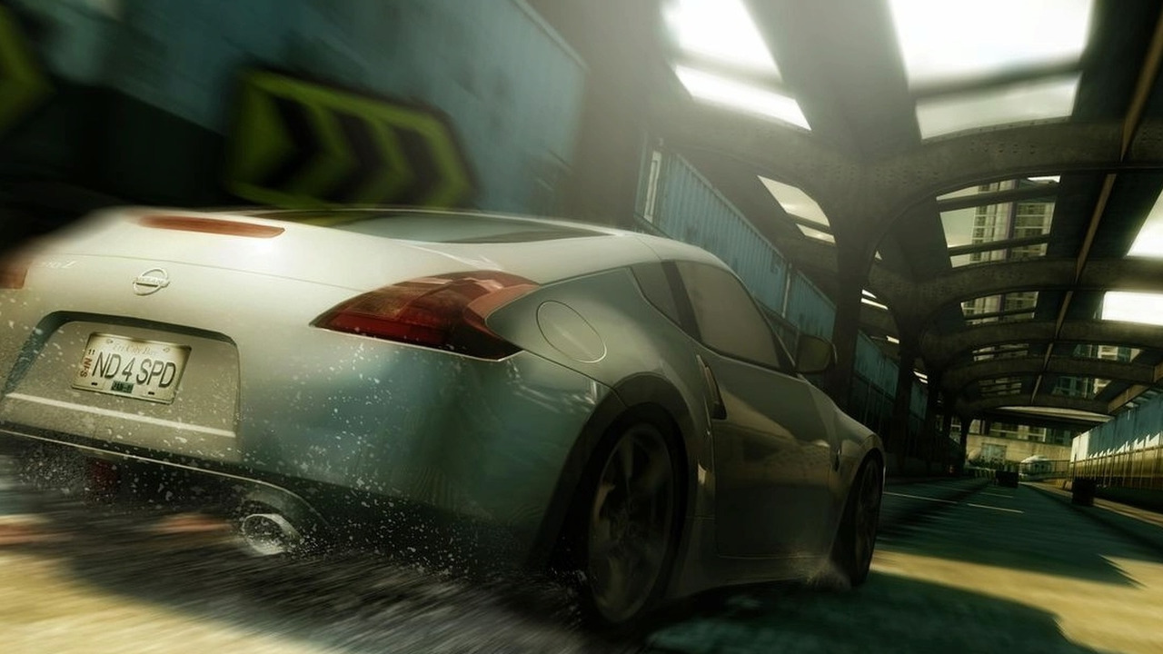 2009 Nissan 370Z in Need for Speed Undercover