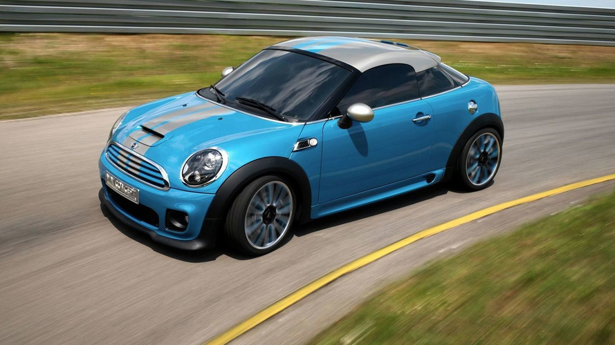 Mini Coupe Platform to Underpin Future BMW/Toyota Models