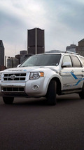 Ford Escape BEV battery electric vehicles