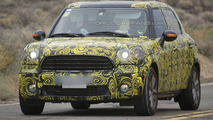 MINI Crossman / Countryman spy photo