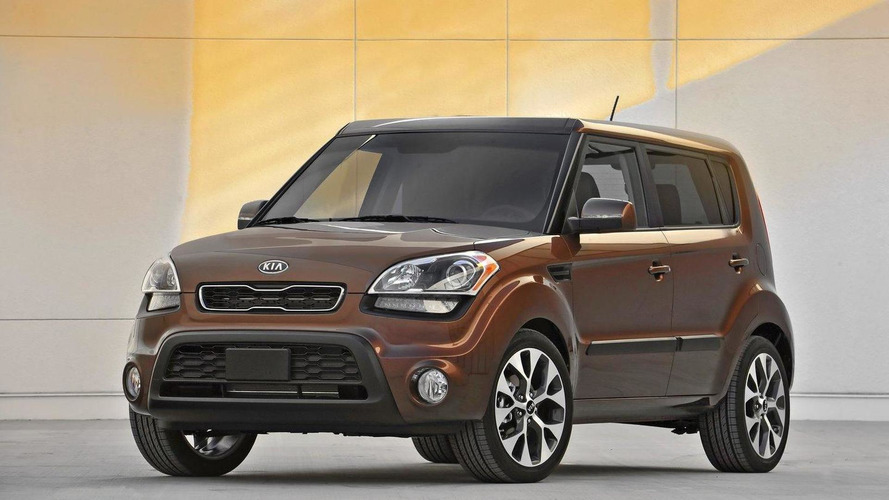 2012 Kia Rio sedan and facelifted Soul revealed in New York