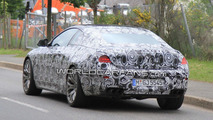 Next generation 2012 BMW F12 M6 first spy photos