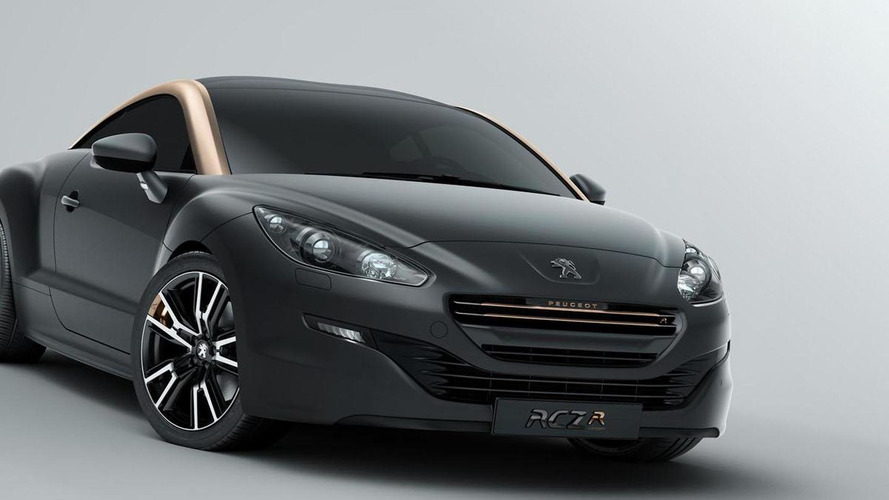 2014 Peugeot RCZ R announced for Goodwood debut