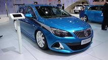 Buick Excelle XT hatchback at 2013 Auto Shanghai