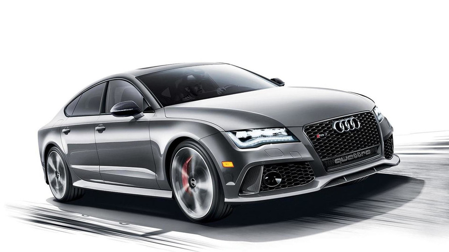 Audi RS7 Dynamic Edition revealed, costs more than an R8