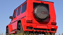 German Special Customs Mercedes G-Class 21.10.2013