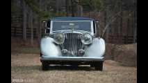 Jaguar Mark IV Drophead Coupe