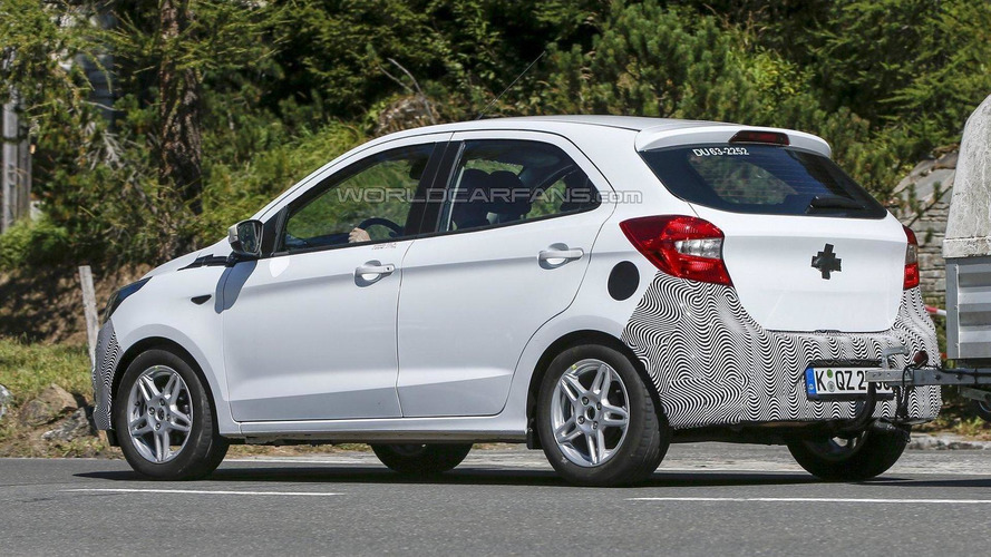 Is Ford bringing the new Ka to Mobile World Congress?