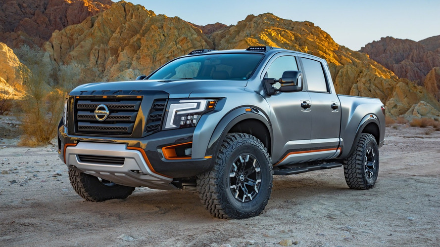 Nissan Titan Warrior concept could go into production