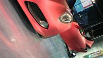 Alfa Romeo 4C Concept Spotted in Paris