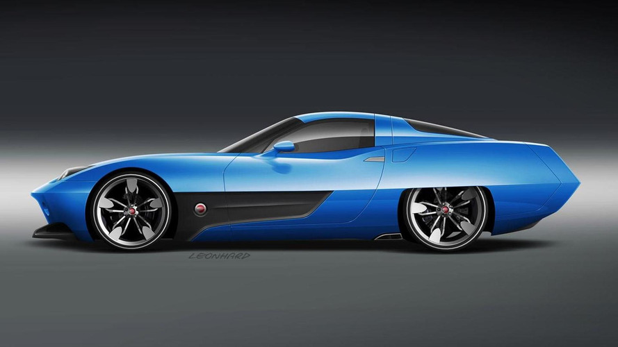 Endora SC-1 announced - based on the Chevrolet Corvette