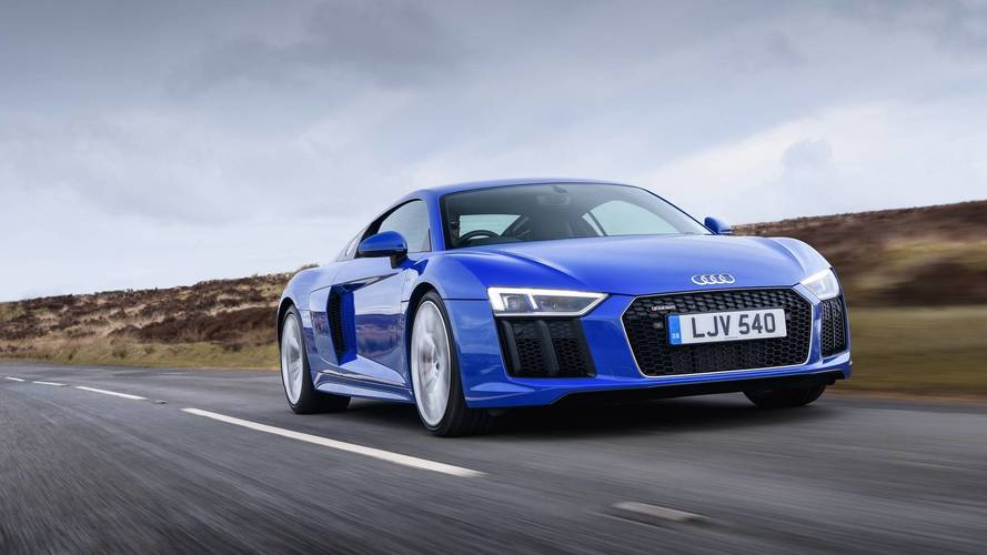 2018 Audi R8 V10 RWS First Drive: Fire Up The Not-A-Quattro