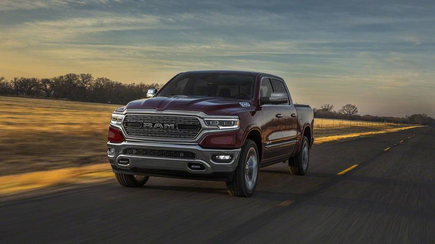 2019 Ram 1500: See The Changes